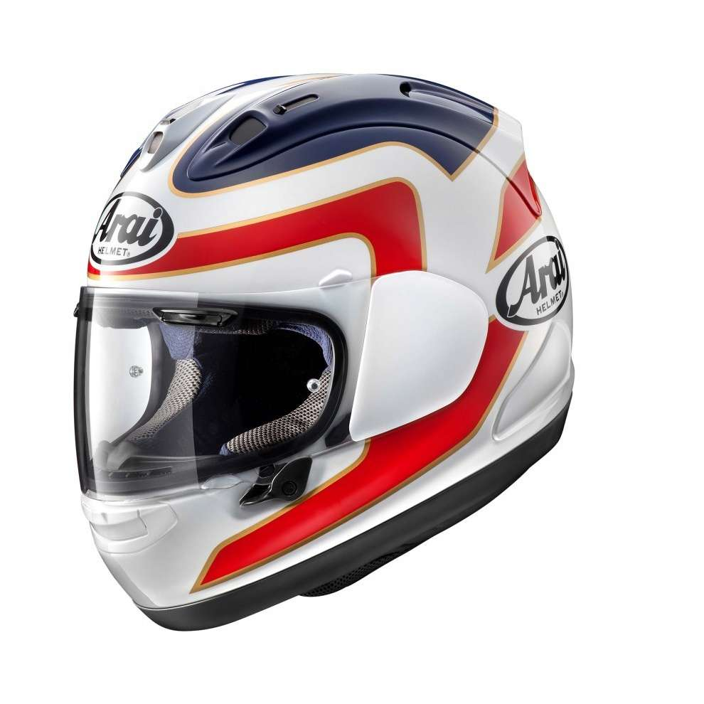 Rx- 7V Replica Spencer 30Th Helmet Arai