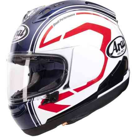 Rx- 7V Statement white Helmet Arai