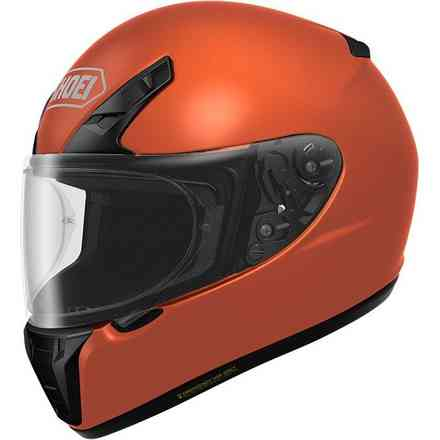 Ryd orange Helmet Shoei
