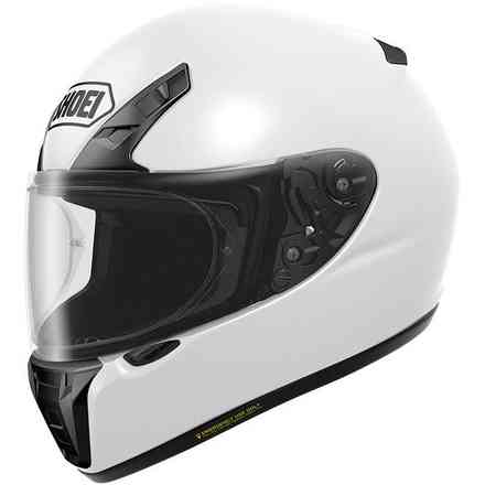 Ryd white Helmet Shoei