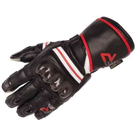 Rytmi gloves black red RUKKA