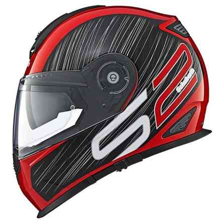 S2 Sport Drag red Helmet Schuberth
