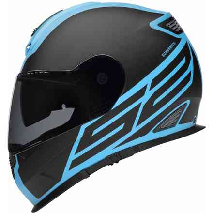 S2 Sport Traction Blue Helm Schuberth
