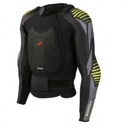 Safety Action Jacket X6 Black Zandonà