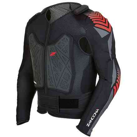 Safety Action Jacket X7 Black Zandonà