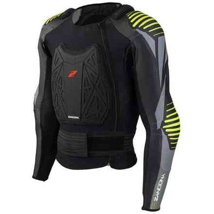 Safety Action Jacket X8 Black Zandonà