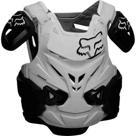 Safety Fox Airframe Pro Black-White Fox