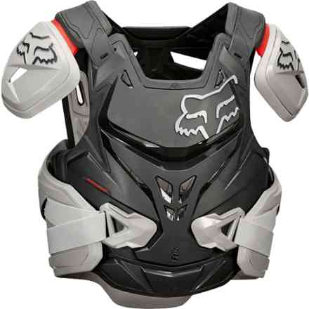 Safety Fox Airframe Pro Grigio Fox