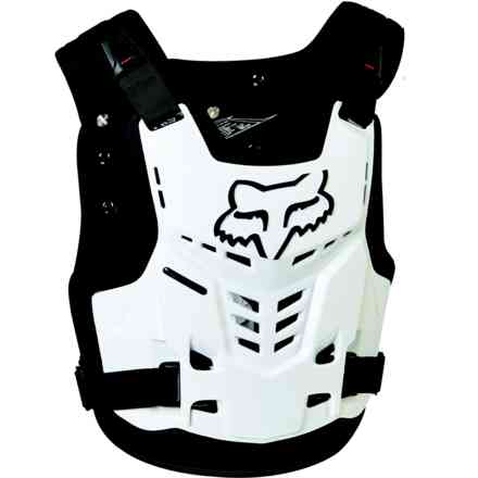 Safety Fox  Proframe Nero-Bianco Fox