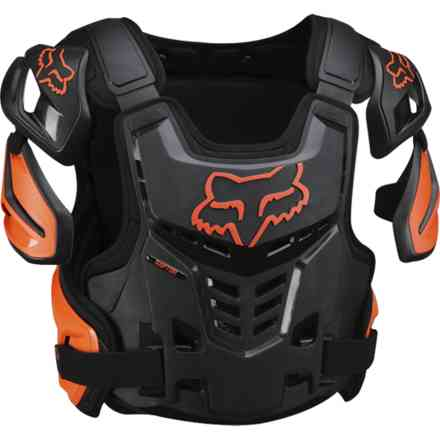 Safety Fox Raptor Orange Vest Fox