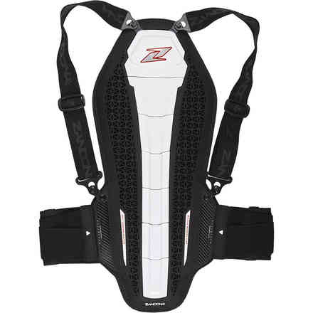 Safety Hybrid Back Pro X6 White Zandonà