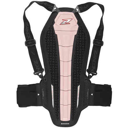 Safety Hybrid Back Pro X7 Pink Zandonà