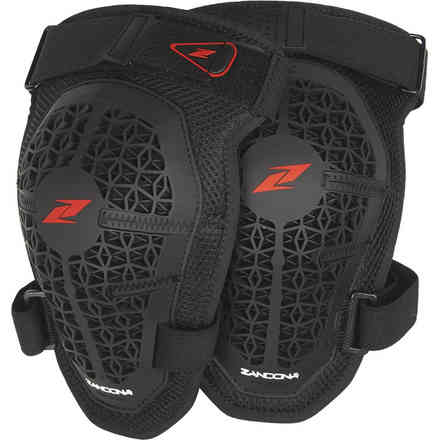 Safety Netcube Kneeguard Black Zandonà