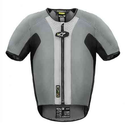 Safety Tech-Air 5 System Gray / Black Alpinestars