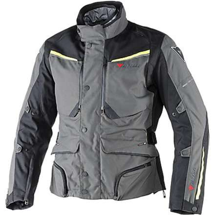 Sandstorm Gore-tex Jacket Black-Yellow Fluo Dainese