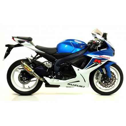 SCARICO CARBY GSXR 97/600 Arrow