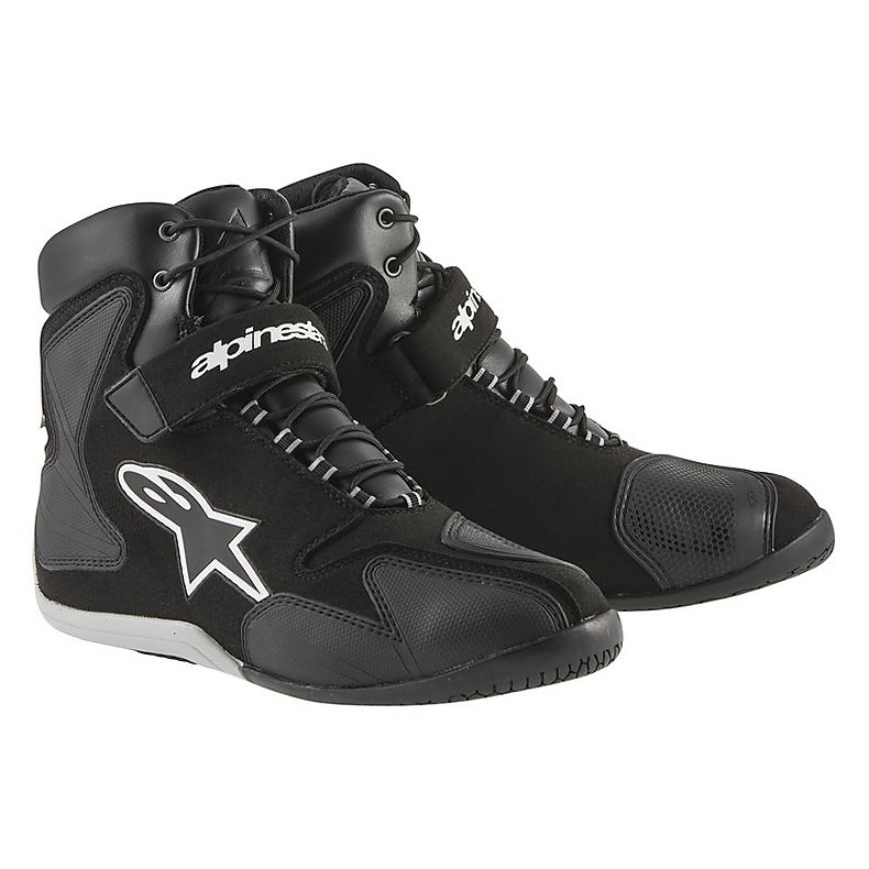 Scarpa Fastback Waterproof nero-bianco Alpinestars