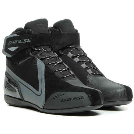 Scarpe Energyca Lady D-Wp Blk/Ant Dainese