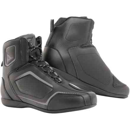 Scarpe Raptors Air nero antracite Dainese