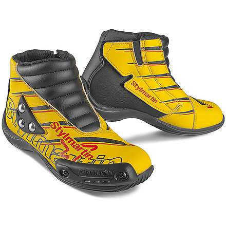 Scarpe Speed Jr S1 giallo  Stylmartin