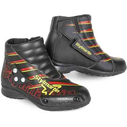 Scarpe Speed Jr S1 nero  Stylmartin