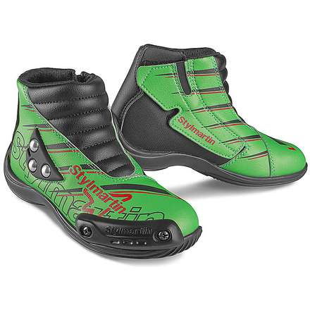 Scarpe Speed Jr S1 verde Stylmartin