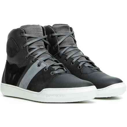 Schue York Air Dark Carbon antrazyt Dainese