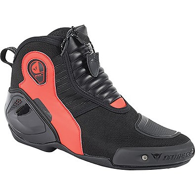 Schuh Dyno D1 Schwarz-Rot Dainese