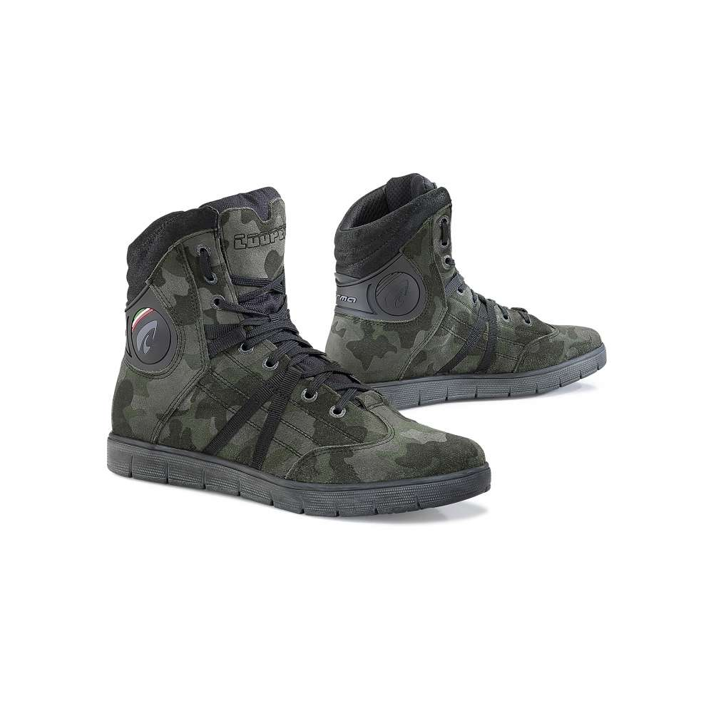 Schuhe Cooper camouflage Forma