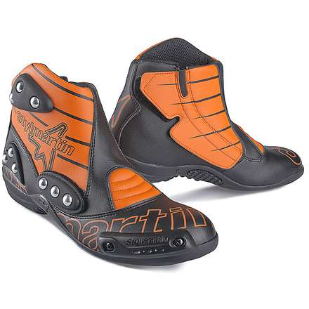 Schuhe Speed S1 Orange Stylmartin