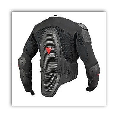 Schutz Light Wave 1 Black Dainese