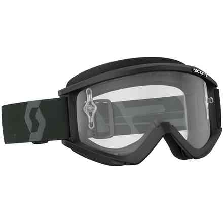 Scott Goggle Recoil XI White Glasses - Black Scott