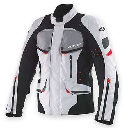Scout Wp Jacket Black-Grey Clover