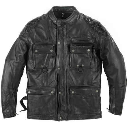 Screamy black Jacket Helstons