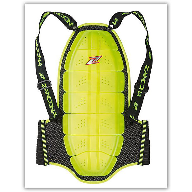 Shield Evo X6 Hi Visibility Fluorescent(158-167 cm) Protection Zandonà