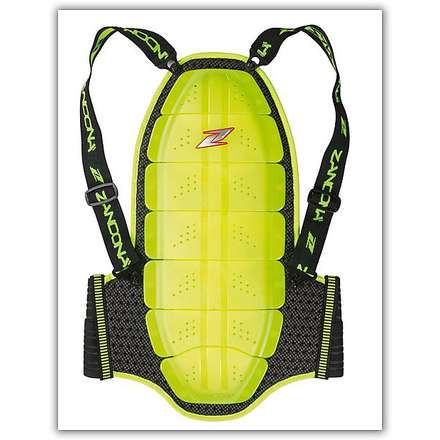 Shield Evo X7 Hi Visibility Fluorescent (168-177 cm)) Protection Zandonà