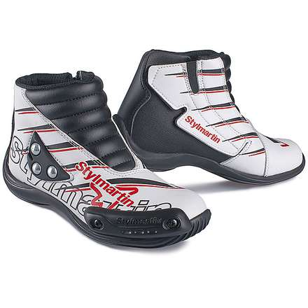 Shoes Speed Jr S1 white Stylmartin