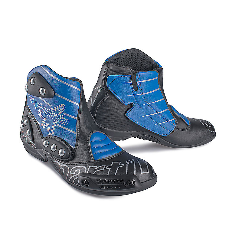 Shoes Speed S1 blue Stylmartin
