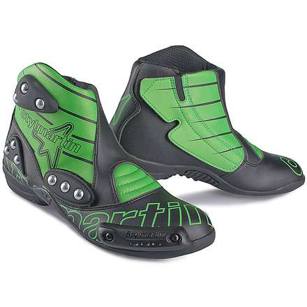 Shoes Speed S1 green Stylmartin