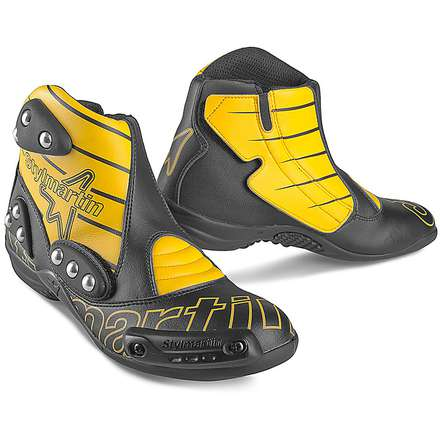 Shoes Speed S1 yellow Stylmartin