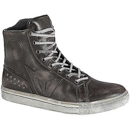 Shoes Street Rocker d-wp black Dainese