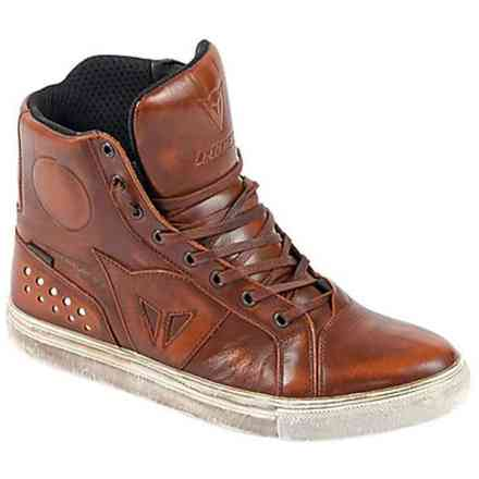 Shoes Street Rocker D-Wp Tan Dainese