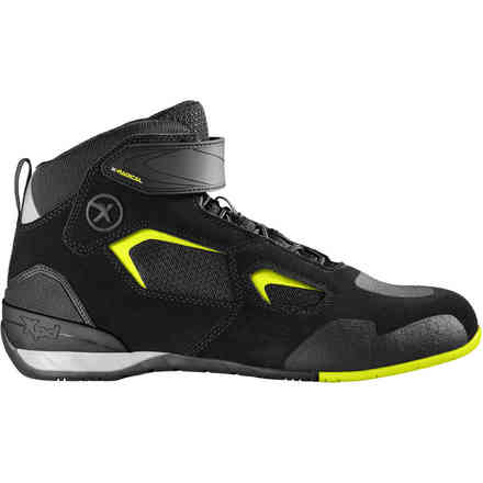 Shoes X-Radical Yellow Fluo XPD