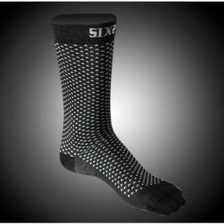 Short compression socks Sixs