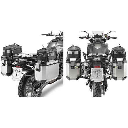 Side luggage holder BMW F650GS / F700GS / F800GS Givi