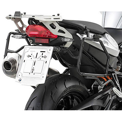 side suitcase rack  BMW F800 R  09/12 Givi