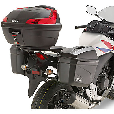 side suitcase rack Honda  CB500 F-R 13 Givi