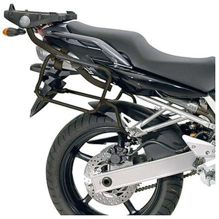 side suitcase rack HONDA CB500  X  13 Givi