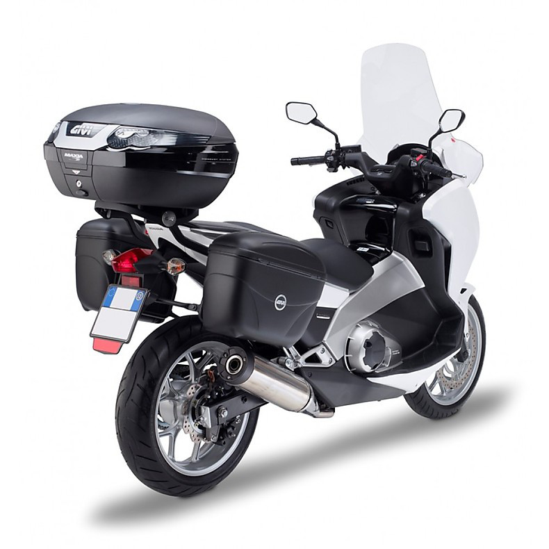 side suitcase rack Honda INTEGRA 700  12 Givi