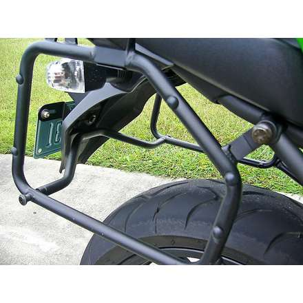 side suitcase rack KAWASAKI VERSYS 650 06-09 Givi